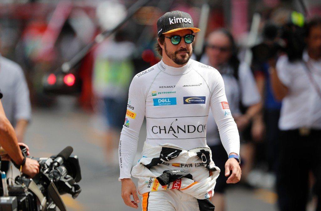Virutas F1 Alonso El Hombre Franquicia Motor Es