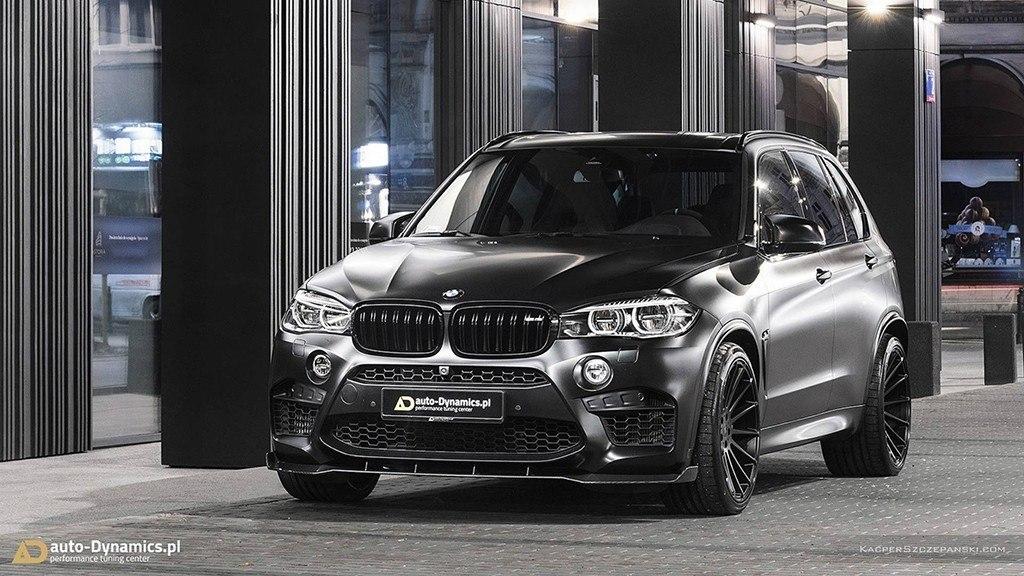 BMW X5 M Avalanche, así se llama la nueva creación de auto ...