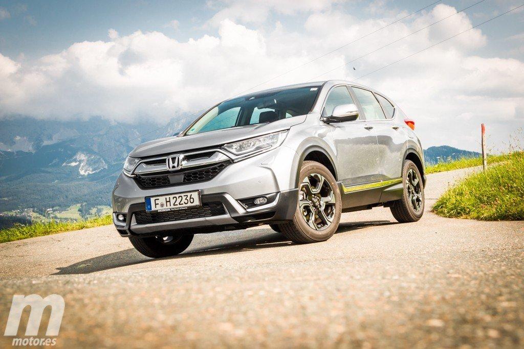 Prueba Honda CR-V 2019, los cambios le han sentado bien ...