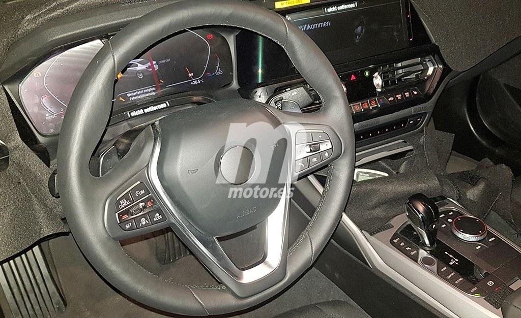Ad 233 Ntrate En El Interior Del Nuevo Bmw Serie 3 Touring Que
