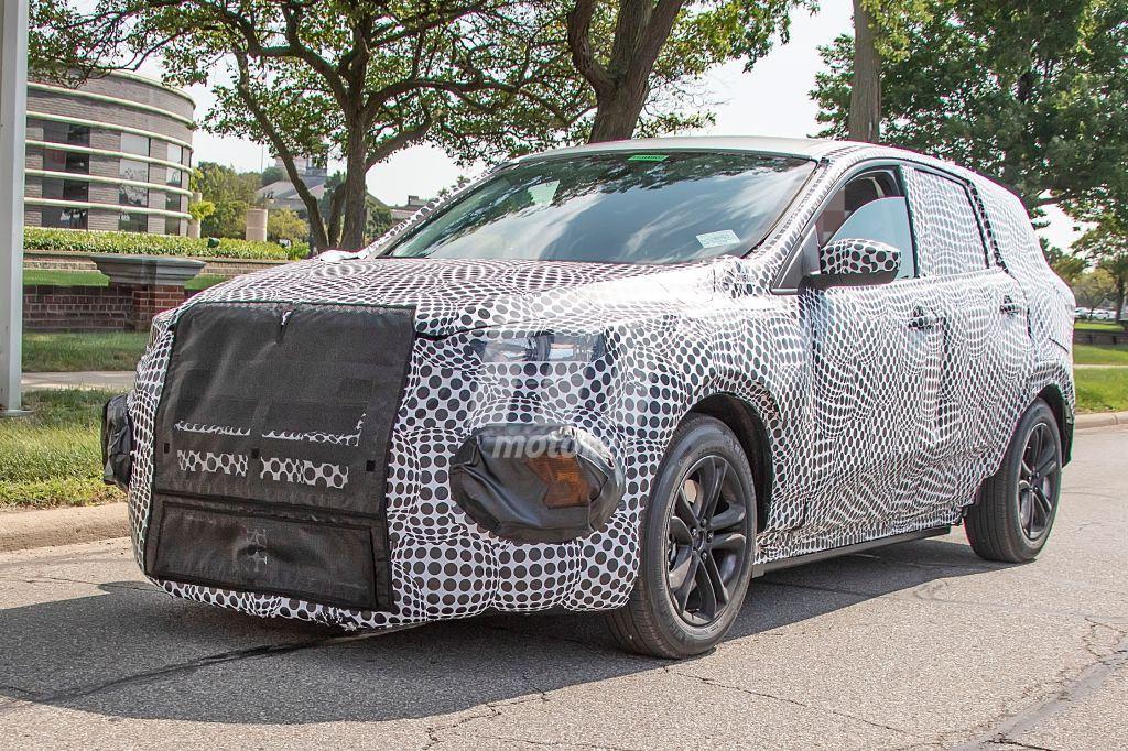 Ford confirma que su nuevo SUV eléctrico no se llamará ...