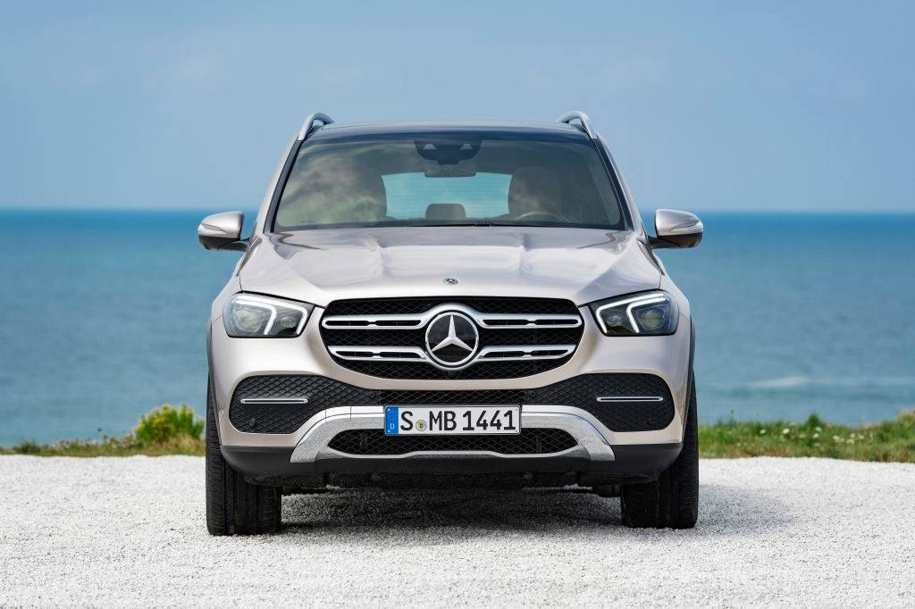 Mercedes Clase GLE 2019 - frontal