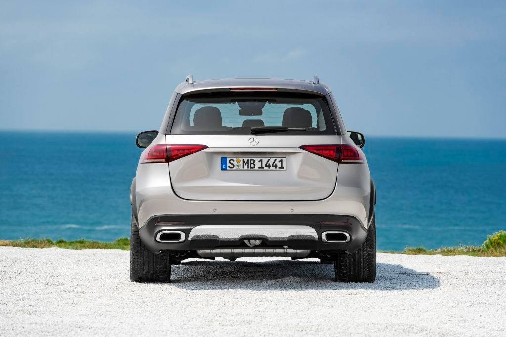 Mercedes Clase GLE 2019 - posterior