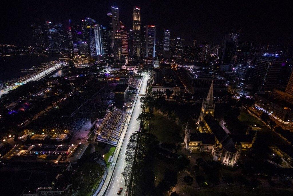 Circuito F1 Singapur : Así te hemos contado la clasificación pole del gp de singapur de
