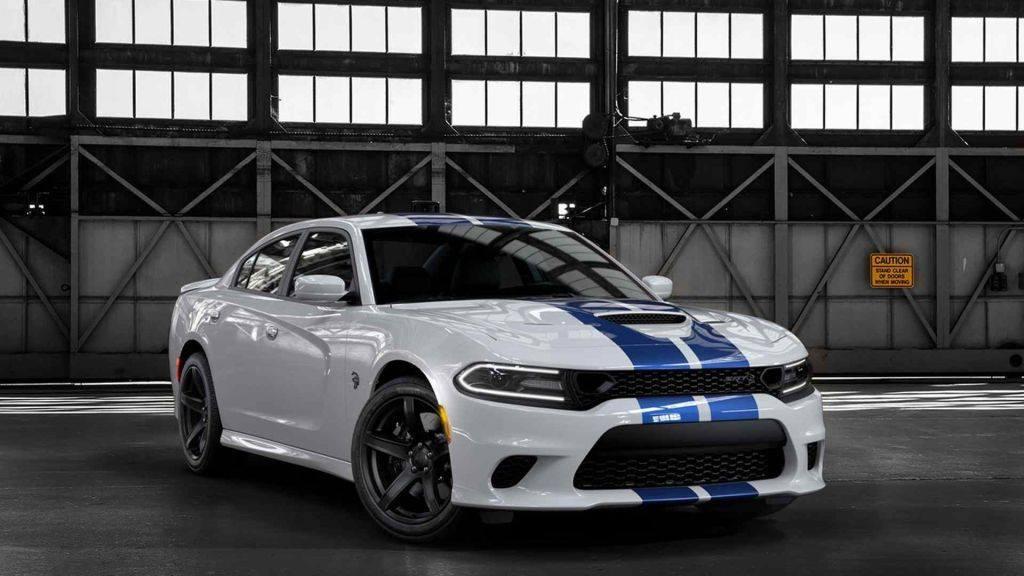 El Nuevo Dodge Charger Srt Hellcat 2019 Se Estrena En El
