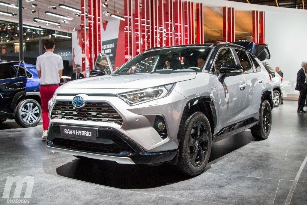 Conoce los detalles del nuevo Toyota RAV4 2019 en vídeo ...