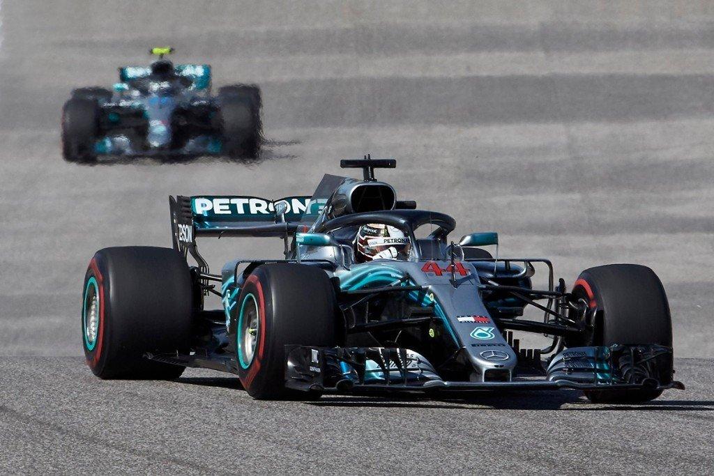 """GP Estados Unidos - Hamilton: """"Nos lo pusimos muy complicado a nosotros mismos"""""""