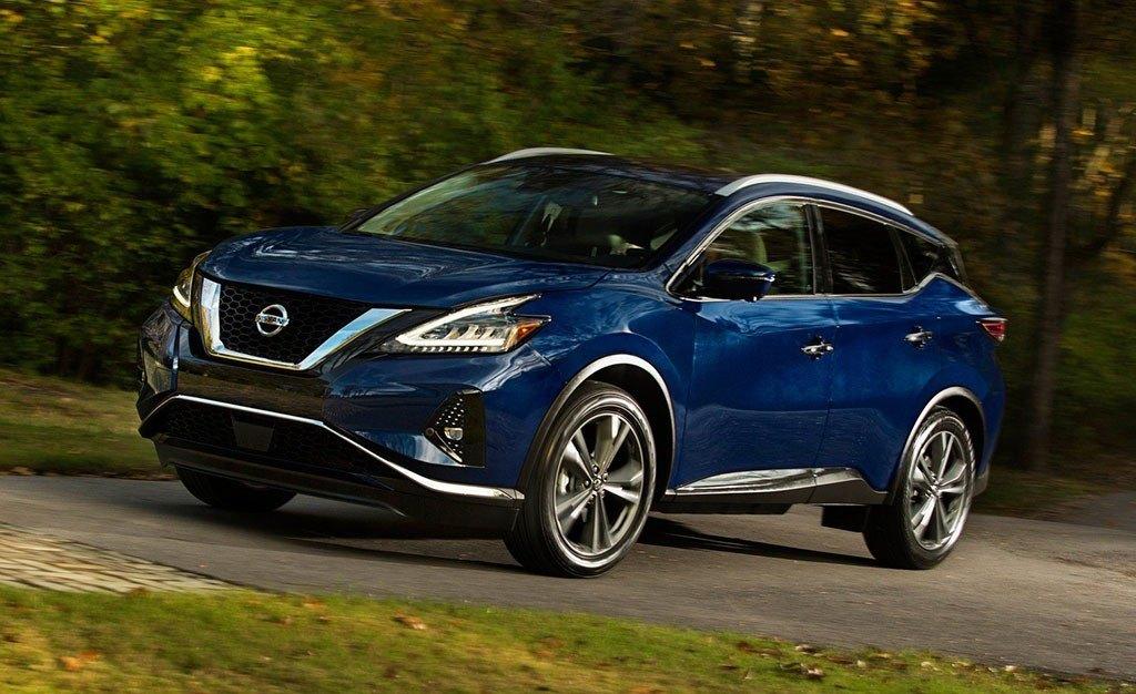 Nissan Murano 2019, el SUV americano estrena imagen - Motor.es