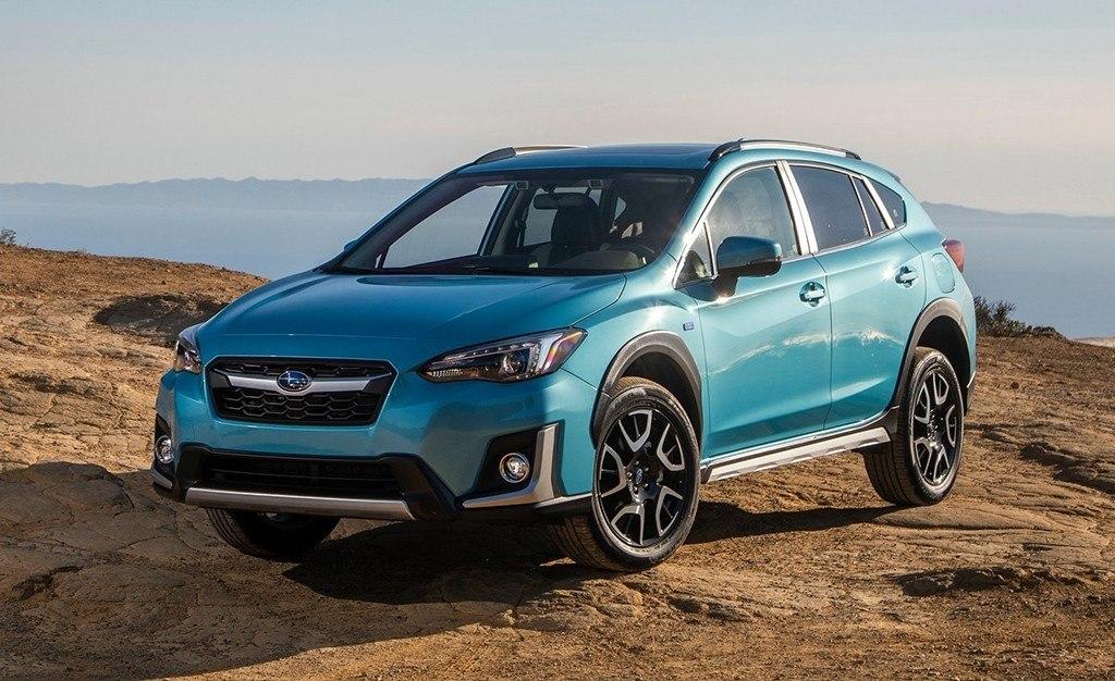 Subaru Crosstrek Hybrid 2019, el XV estrena versión ...