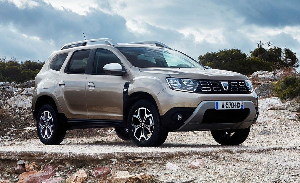 el dacia duster con motor 1 3 tce de 130 cv ya tiene precios en espa a. Black Bedroom Furniture Sets. Home Design Ideas