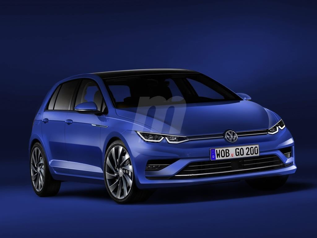 el nuevo volkswagen golf 8 ser desvelado en 2019 y as. Black Bedroom Furniture Sets. Home Design Ideas