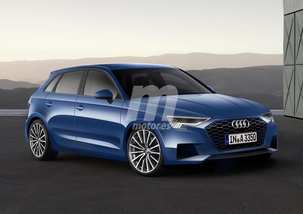 Audi A3 2020, se avecina una revolución tecnológica con la ...