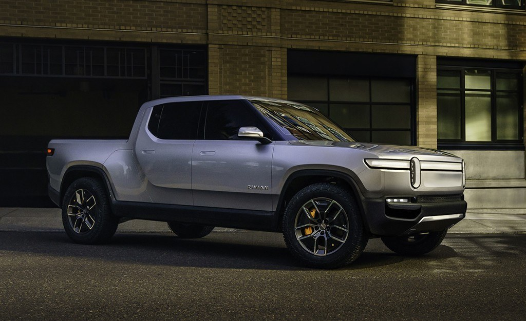 Amazon lidera la ronda de inversión de Rivian Automotive ...