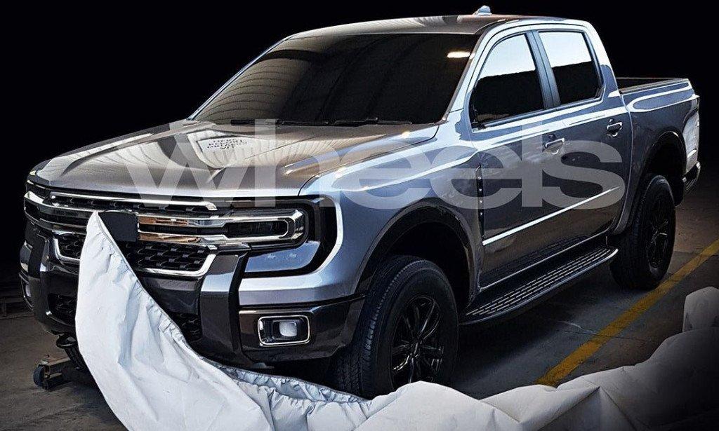 ¿Filtrado el nuevo Ford Ranger 2021? - Motor.es