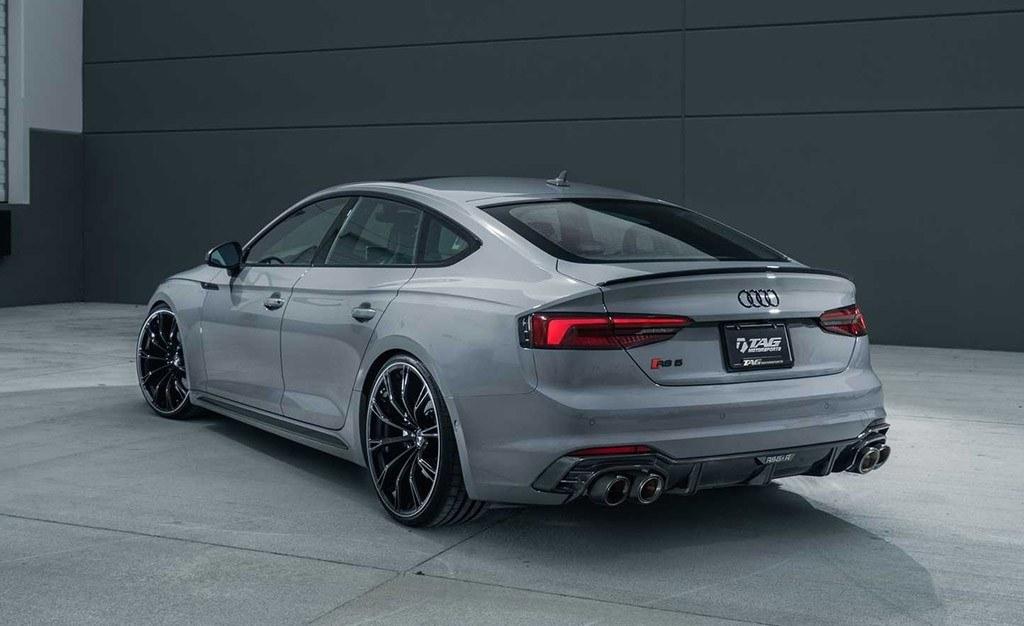 Abt Presenta El Rs5 R Un Audi Rs 5 Sportback Aun Mas Exclusivo Y Radical Motor Es