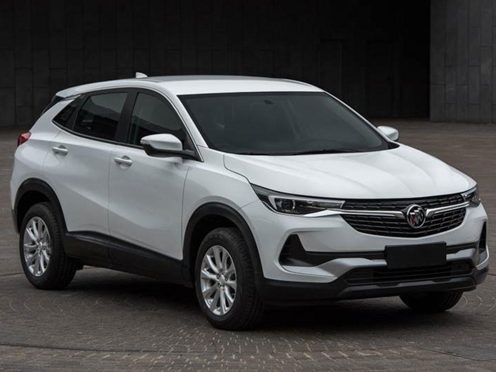 El nuevo Buick Encore 2020 filtrado en China - Motor.es