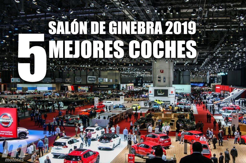Los 5 mejores coches del Salón de Ginebra 2019