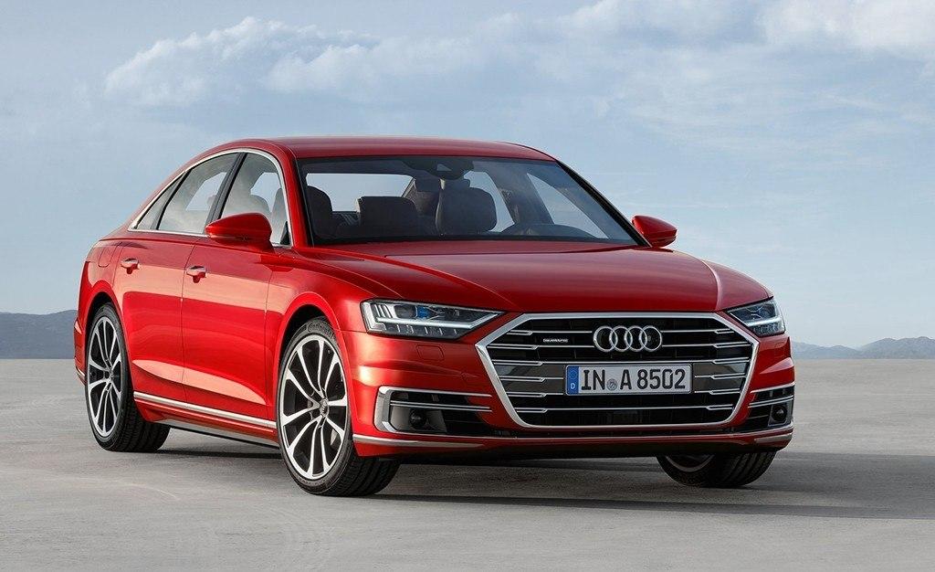 El Nuevo Audi A8 Estrena La Motorizacion 55 Tfsi Con 340 Cv Motor Es