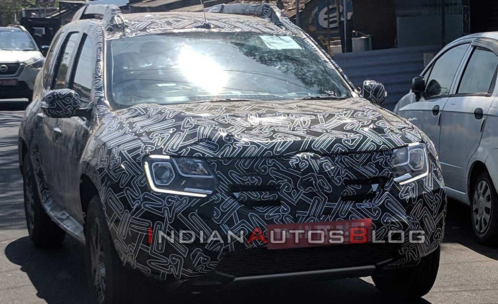 La versión india del Dacia Duster, vendida como Renault ...