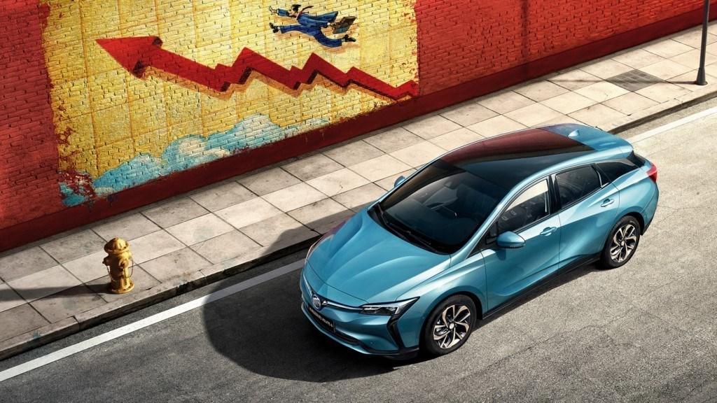 buick velite 6 mav nuevo crossover eléctrico preparado