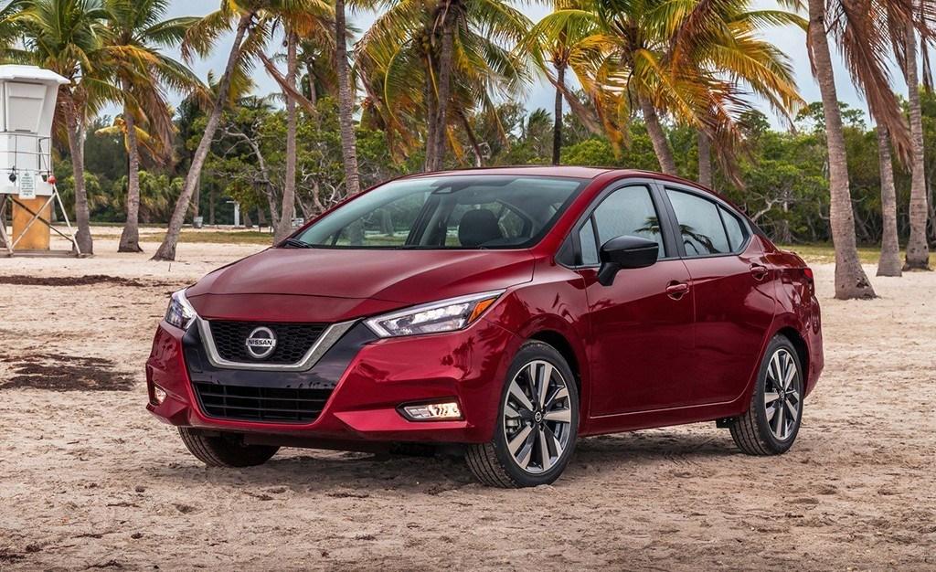 Nissan Versa 2020, nueva imagen y más dotación tecnológica ...