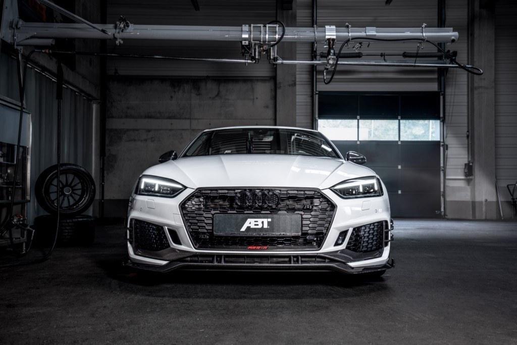 Abt Rs5 R Sportback La Berlina Deportiva De Audi Alcanza Un Nuevo Limite De Potencia Motor Es
