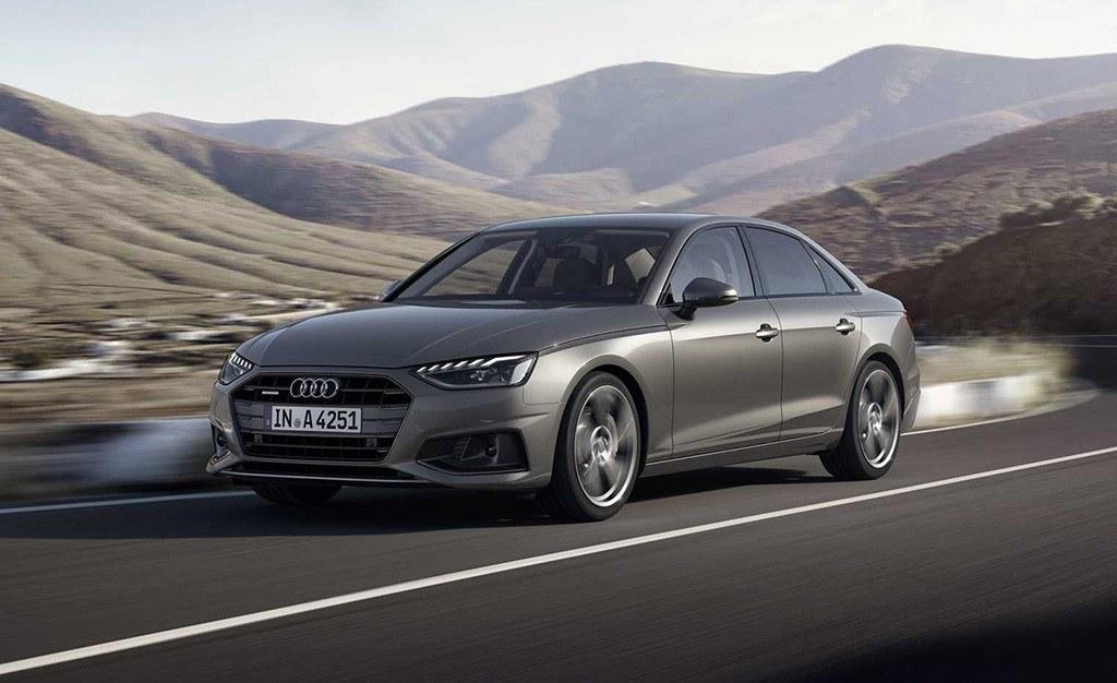 Nuevo Audi A4 2019, aspecto renovado y más tecnología ...