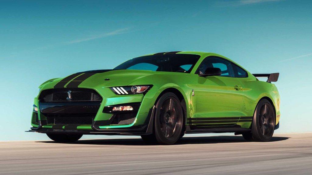 El Nuevo Mustang Shelby Gt500 2020 Con Todo Detalle En Video Motor Es