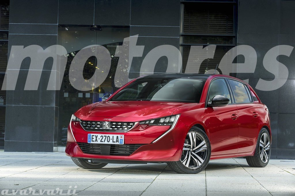 Adelantamos el diseño del futuro Peugeot 308, que debutará ...