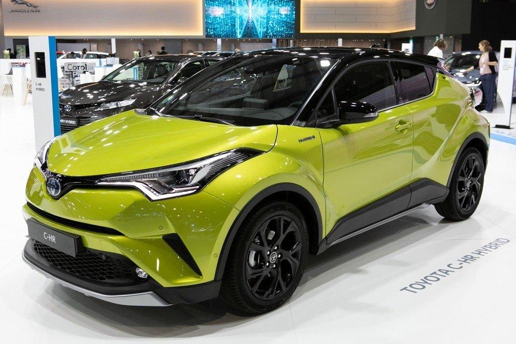 Resultado de imagen de Toyota C-HR 2019