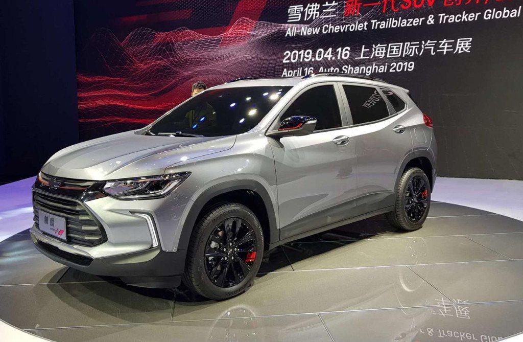 El Chevrolet Tracker 2020 arranca su comercialización en China - Motor.es