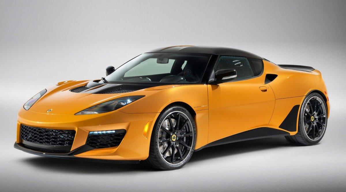 2021 Lotus Evora Performance