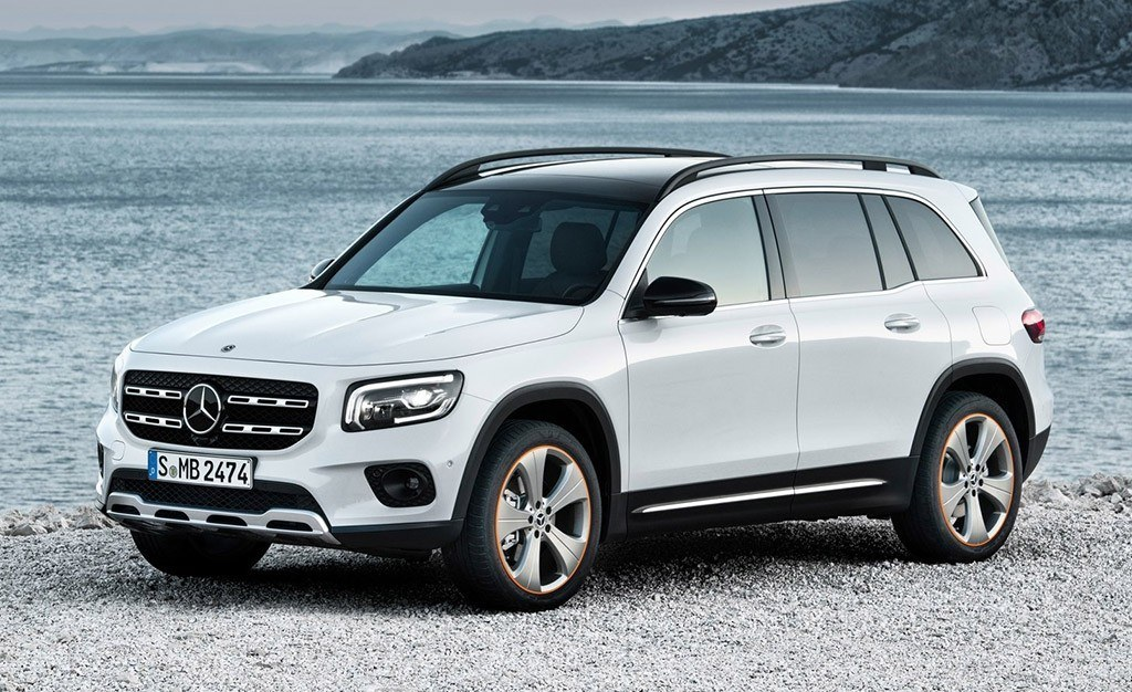 El Nuevo Mercedes Clase Glb Ya Es Oficial Motor Es