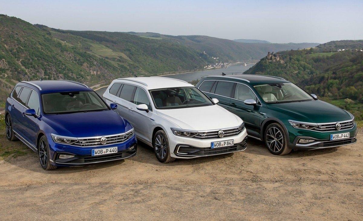 Precios Del Nuevo Volkswagen Passat 2019 La Renovada Berlina Entra En Escena Motor Es