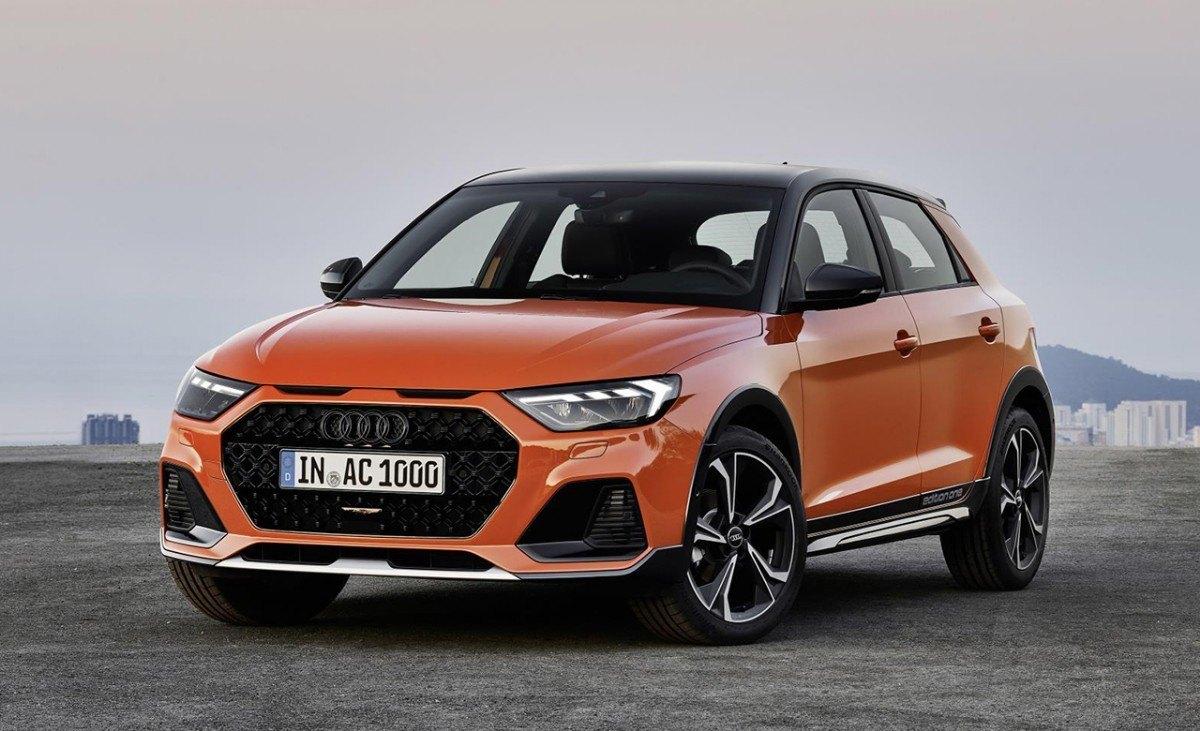 Audi A1 Citycarver El Utilitario Premium Se Crossoveriza Motor Es