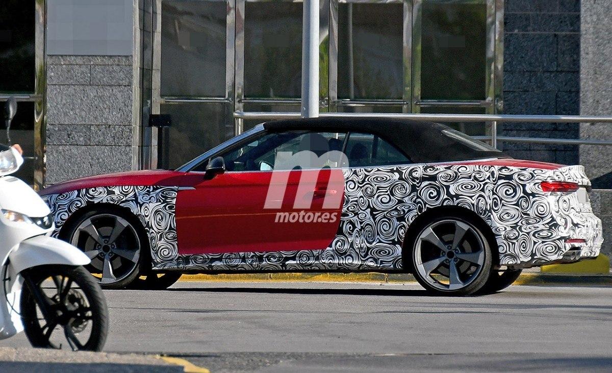 El Nuevo Audi S5 Cabrio 2020 Sale A Pasear Con El Buen Tiempo Motor Es