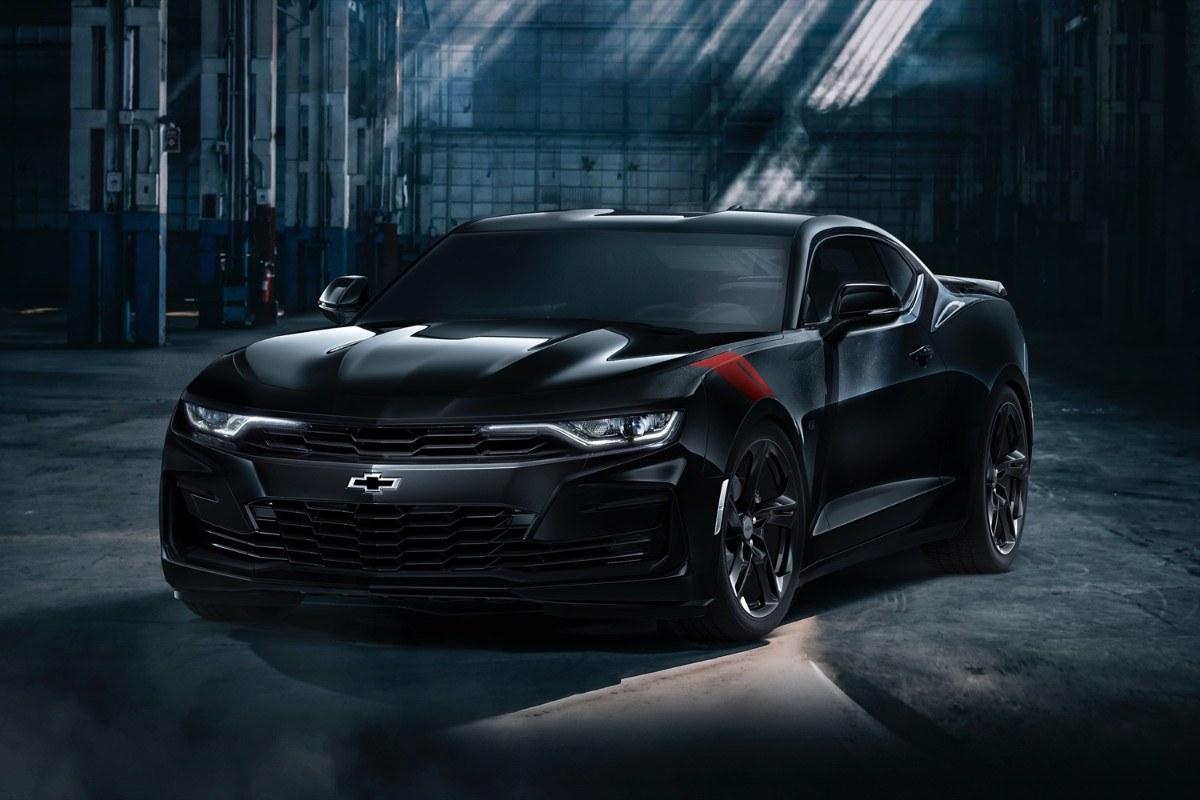 El nuevo Chevrolet Camaro Black Edition es una atractiva ...