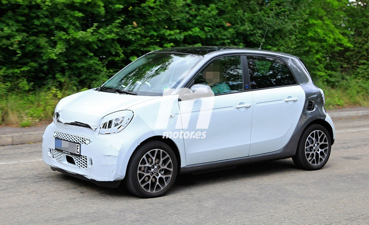 2021 Smart Fortwo Exterior and Interior