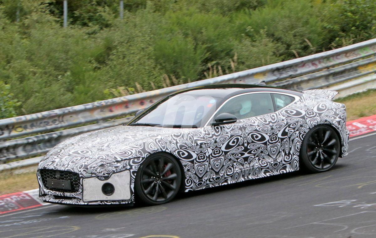 2021 Jaguar Xj Coupe Rumors