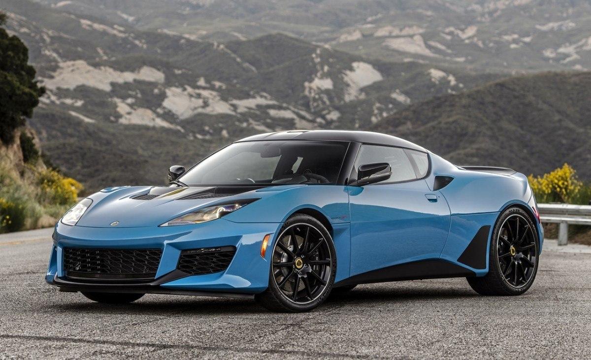 2021 Lotus Evora Spesification