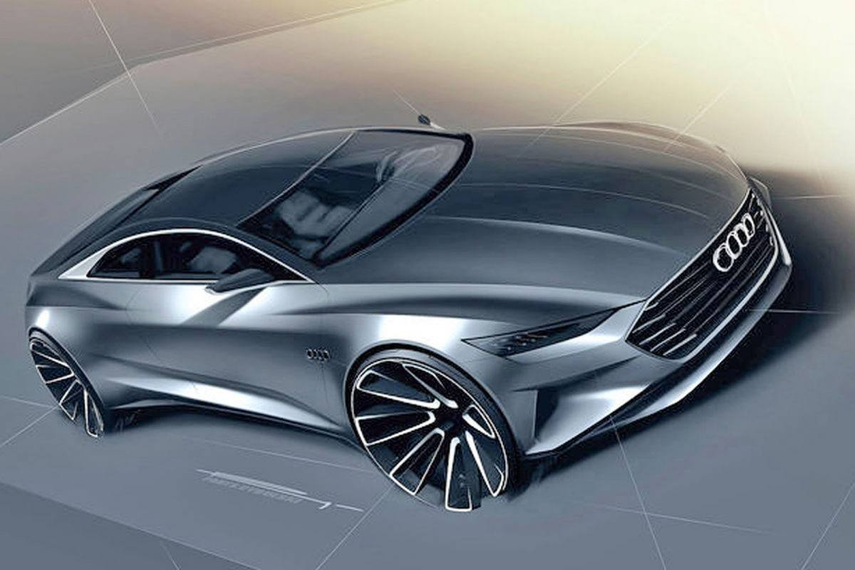 2021 Audi A9 Concept Concept and Review