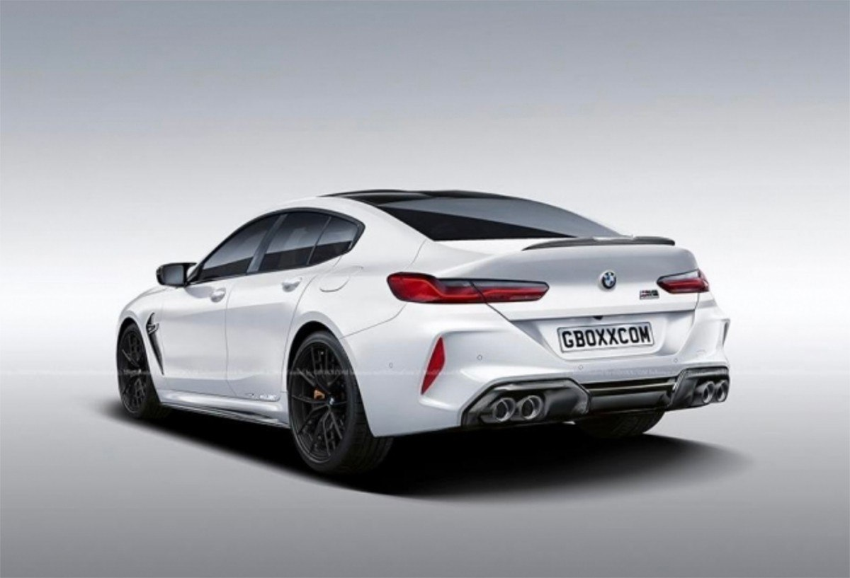 2021 BMW M8 New Model and Performance
