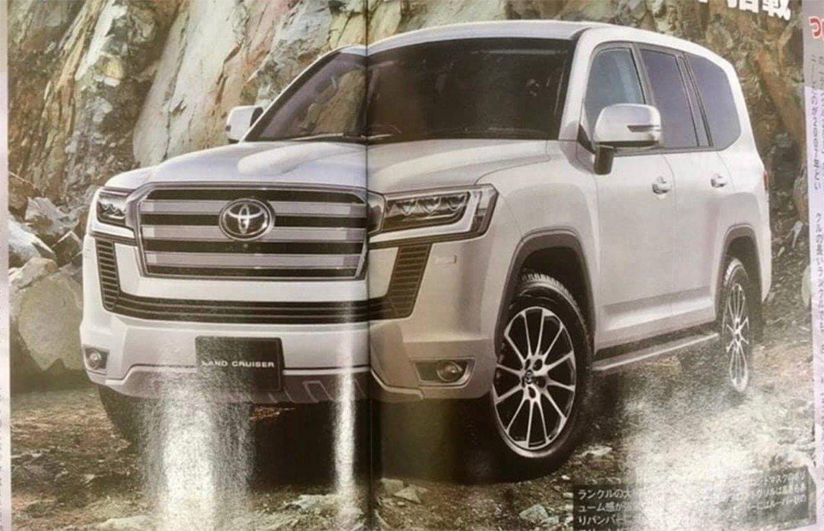 2021 Toyota Land Cruiser Diesel Interior
