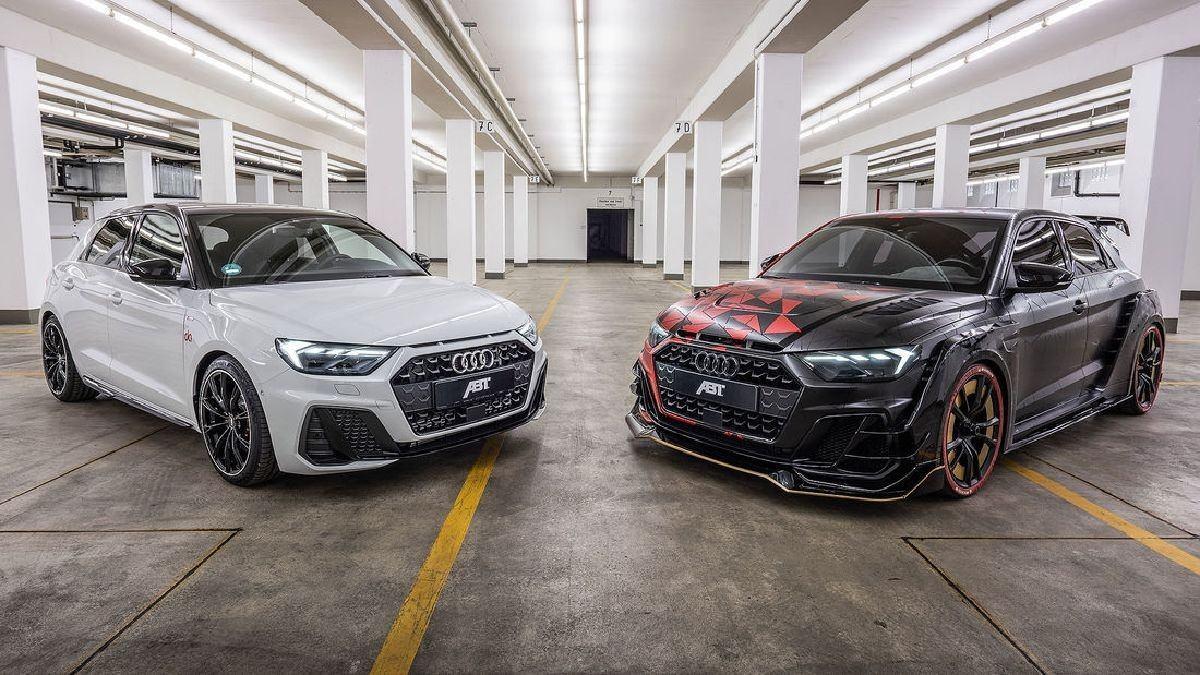 Abt Sportsline Eleva La Potencia Del Audi A1 Con El Nuevo 1 De 1 Motor Es