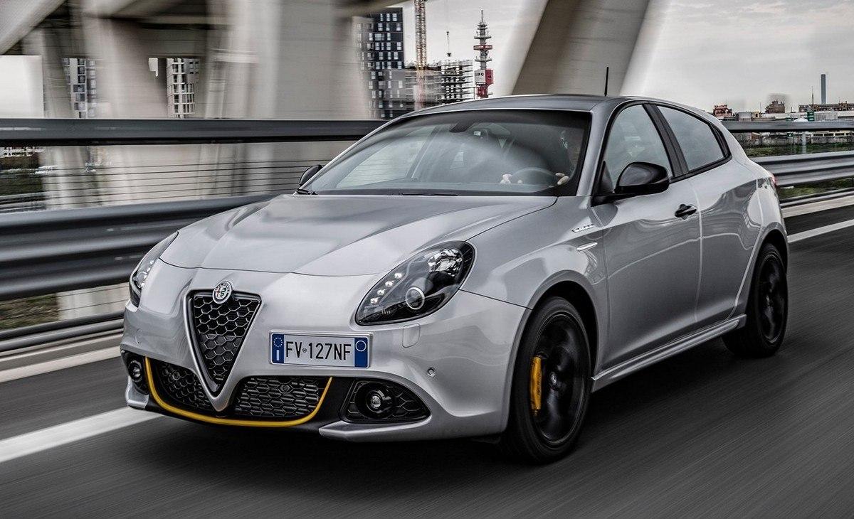 2020 Alfa Romeo Giulietta Performance