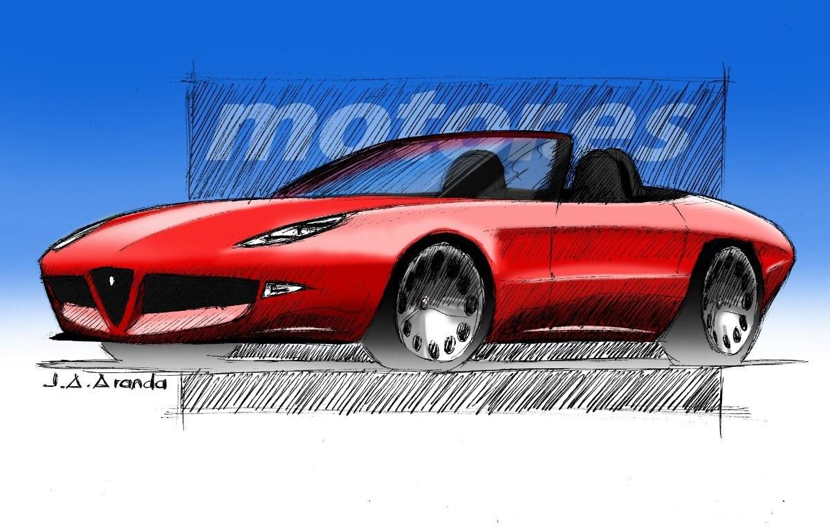 2021 Alfa Romeo Duetto Research New