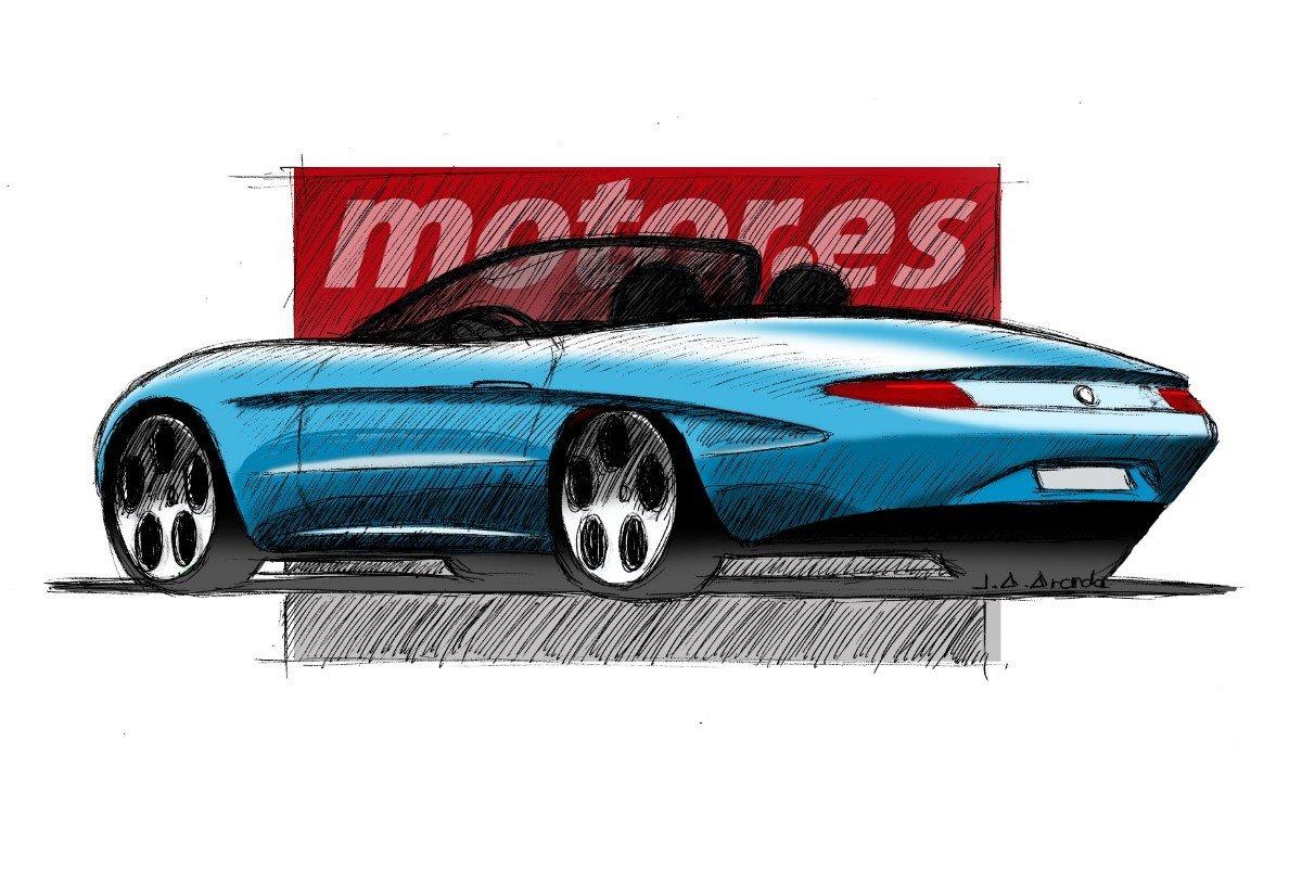 2021 Alfa Romeo Duetto Interior