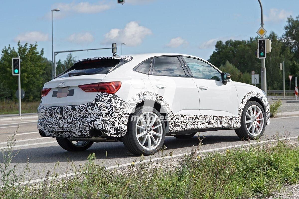 Audi Planea El Debut Mundial Del Rs Q3 Sportback Para Finales De Septiembre Motor Es