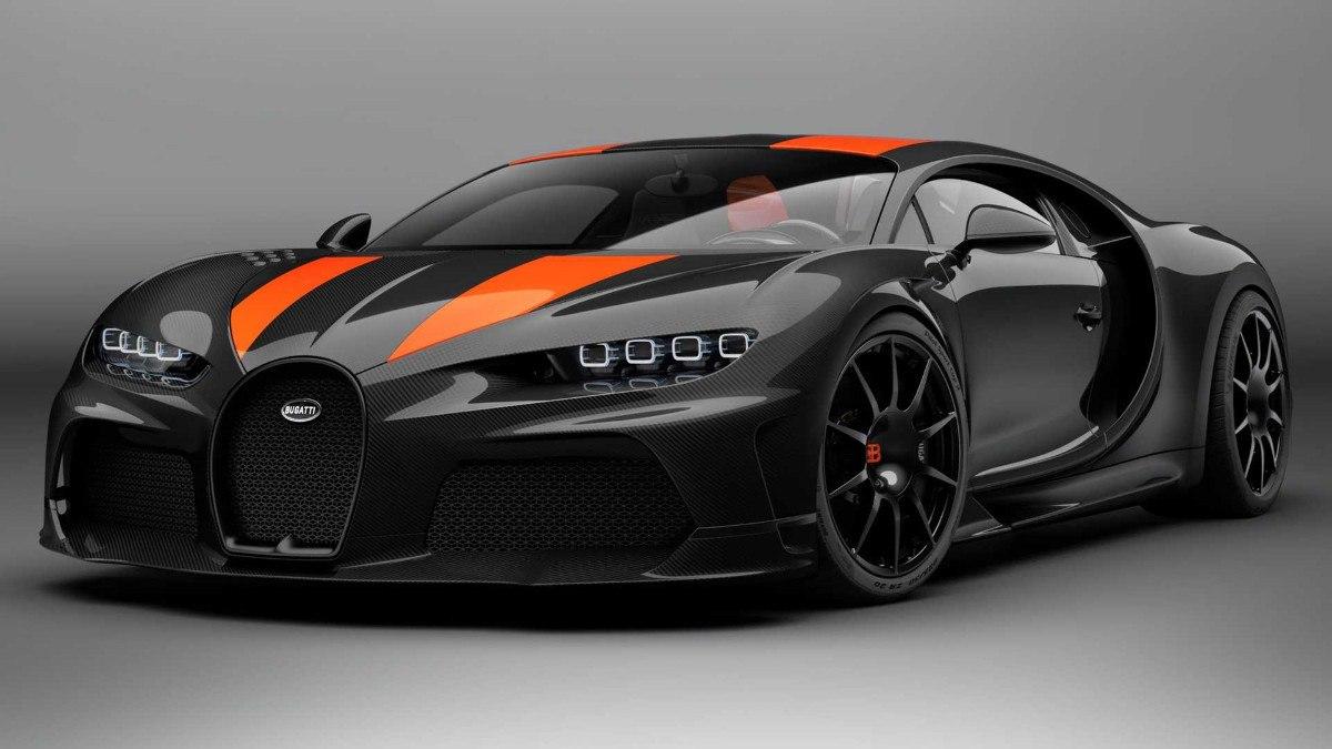 2021 Bugatti Veyron Rumors