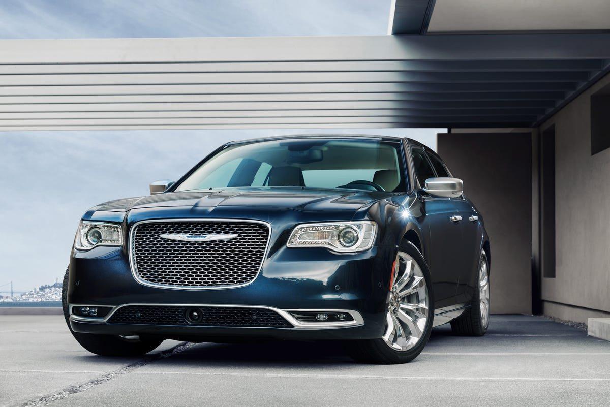 2021 Chrysler 300 Srt8 Reviews
